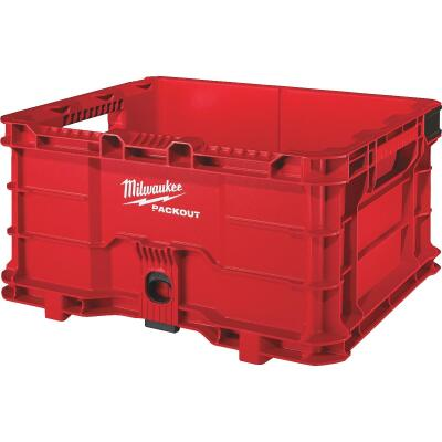 Milwaukee PACKOUT 50 Gal. Red Storage Tote