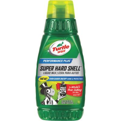 Turtle Wax Super Hard Shell 16 oz Liquid Car Wax